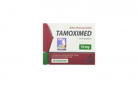 Balkan Pharmaceuticals Tamoximed 10mg 60 tablets (10 mg/tab)