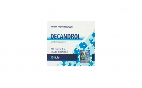 Balkan Pharmaceuticals Decandrol 10 x 1ml amps (200mg/ml)