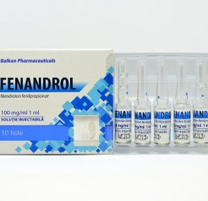 Balkan Pharmaceuticals Fenandrol 10 x 1ml amps (100mg/ml)