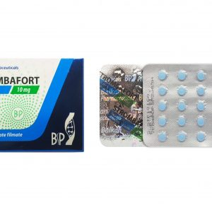 Balkan Pharmaceuticals Strombafort 10mg 100 tablets (10 mg/tab)