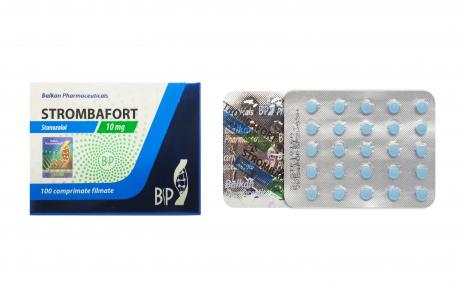 Balkan Pharmaceuticals Strombafort 10mg 100 tablets (10 mg/tab)