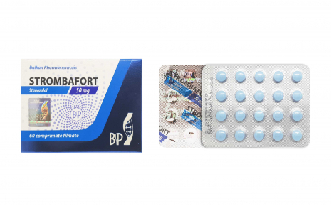 Balkan Pharmaceuticals Strombafort 50mg 60 tablets (50 mg/tab)