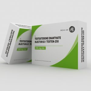 B.M. Pharmaceuticals Testen-250 3 x 2ml (250 mg/ml)