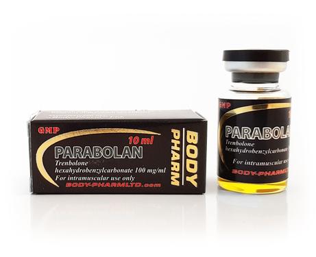 BodyPharm Parabolan one vial of 10ml (100mg/ml)