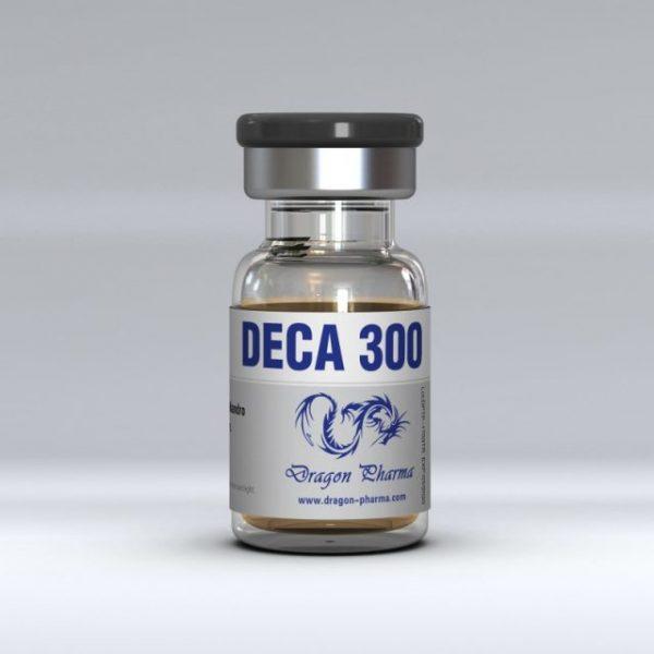Dragon Pharma Deca 300 10mL vial (300mg/mL)