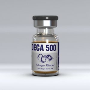 Dragon Pharma Deca 500 10 ml vial (500 mg/ml)