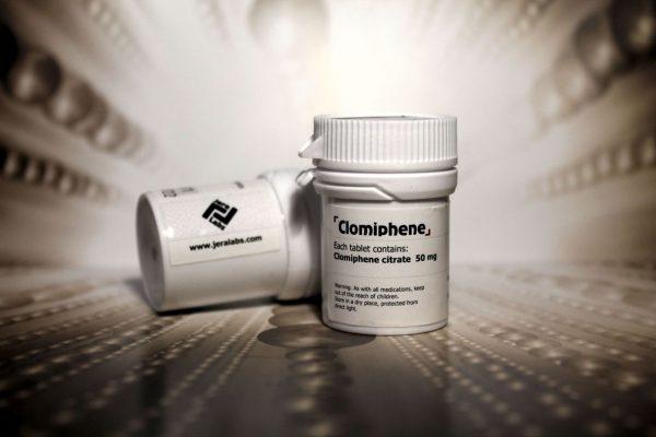 JeraLabs Clomiphene 50 mg/30 tab
