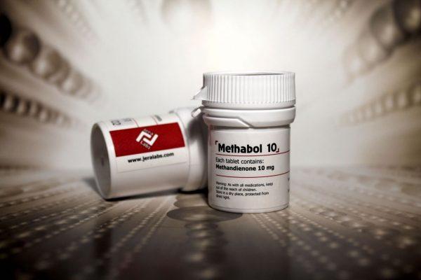 JeraLabs Methabol 10mg/100 tab
