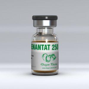 Dragon Pharma Enantat 250 10 mL vial (250 mg/mL)