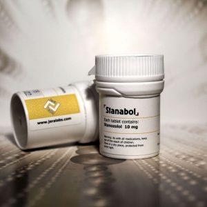 JeraLabs Stanabol 10mg/100 tab
