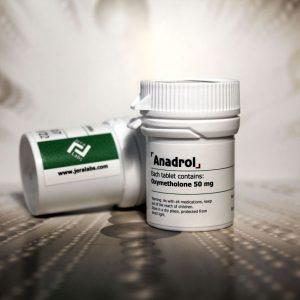 JeraLabs Anadrol 50 mg/50 tab