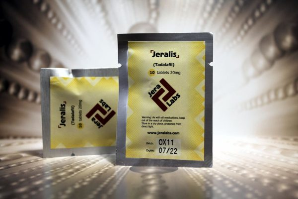 JeraLabs Jeralis 10 tablets