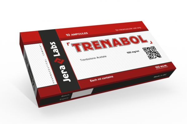 JeraLabs Trenabol 10 x 1ml ampoules