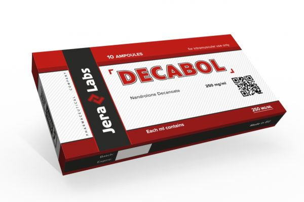 JeraLabs Decabol 10 x 1ml ampoules