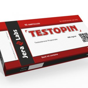 JeraLabs Testopin 10 x 1ml ampoules