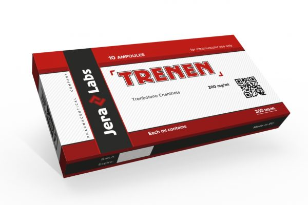 JeraLabs Trenen 10 x 1ml ampoules