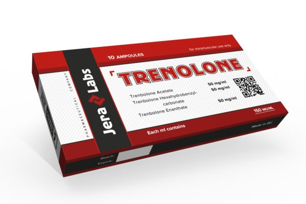 JeraLabs Trenolone 10 x 1ml ampoules