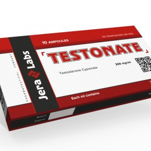 JeraLabs Testonate 10 x 1ml ampoules