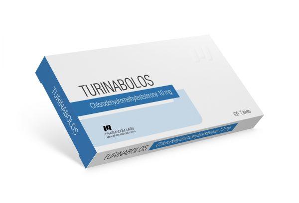 Pharmacom Labs TURINABOLOS 10 mg / pill