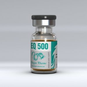 Dragon Pharma EQ 500 10 ml vial (500 mg/ml)