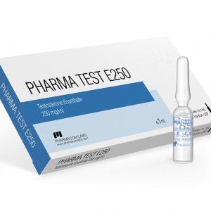 Pharmacom Labs PHARMA TEST E 250 250 mg/ml 10 Ampules