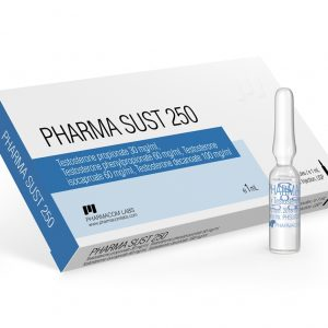 Pharmacom Labs PHARMA SUST 250 250 mg/ml 10 Ampules