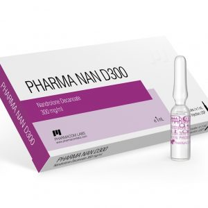 Pharmacom Labs PHARMA NAN D 300 300 mg/ml 10 Ampules