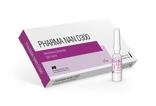 Pharmacom Labs PHARMA NAN D 300 300 mg/ml 10 Ampules