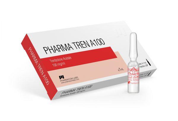 Pharmacom Labs PHARMA TREN A 100 100mg/ml 10 Ampules