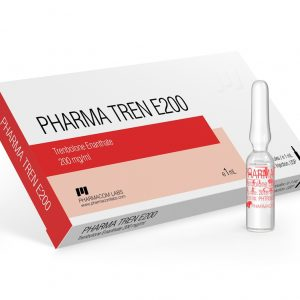 Pharmacom Labs PHARMA TREN E 200 200 mg/ml 10 Ampules