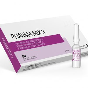 Pharmacom Labs PHARMA MIX 3 500 mg/ml 10 Ampules