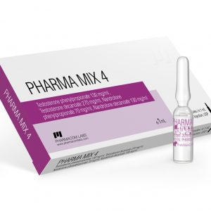 Pharmacom Labs PHARMA MIX 4 600 mg/ml 10 Ampules