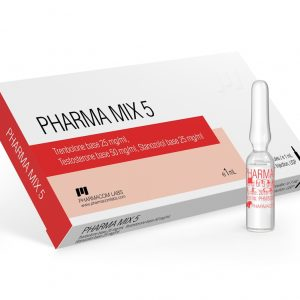 Pharmacom Labs PHARMA MIX 5 100mg/ml 10 Ampules
