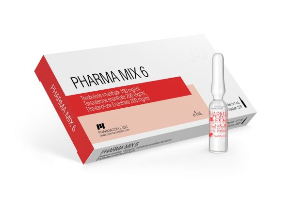 Pharmacom Labs PHARMA MIX 6 500 mg/ml 10 Ampules