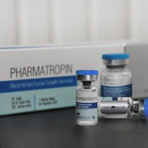 Pharmacom Labs PHARMATROPIN 10IU 10 Ampules