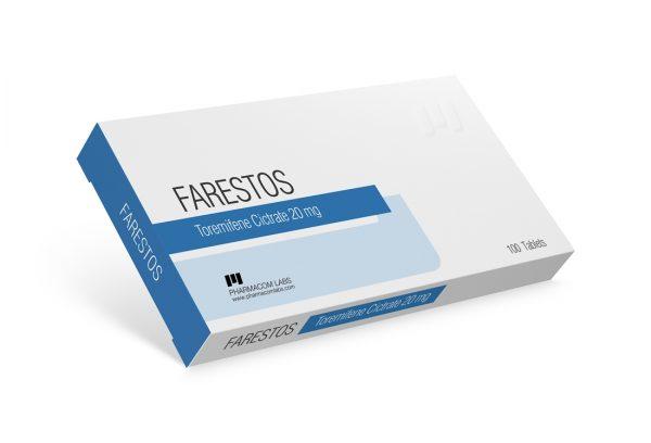Pharmacom Labs FARESTOS 20 mg/pill 100 tablets