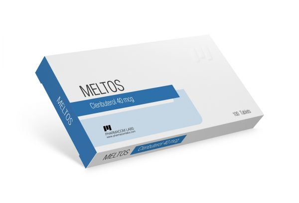 Pharmacom Labs MELTOS 40 mcg/pill 100 tablets