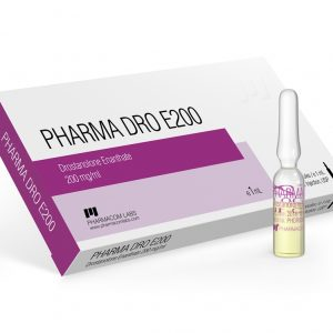 Pharmacom Labs PHARMA DRO E 200 200 mg/ml 10 Ampules