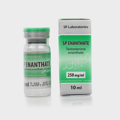 SP-Laboratories SP ENANTHATE 1 vial contains 10 ml