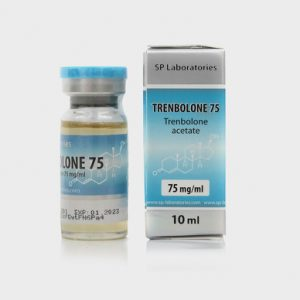 SP-Laboratories TRENBOLONE 75 1 vial contains 10 ml