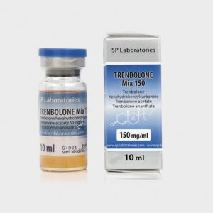 SP-Laboratories TRENBOLONE MIX 150 1 vial contains 10 ml