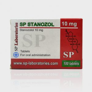 SP-Laboratories SP STANOZOL One pack contains 100 pills