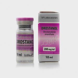 SP-Laboratories SP DROSTANOL 1 vial contains 10 ml
