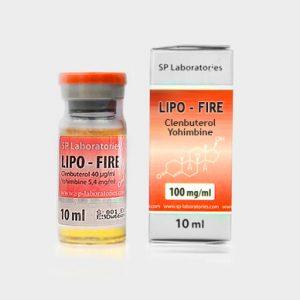 SP-Laboratories LIPO-FIRE 1 vial contains 10 ml