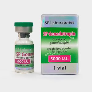 SP-Laboratories SP GONADOTROPIN 5000 1 vial contains 5000iu