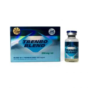 British Dispensary TRENBO BLEND 250 20 mL vial (250 mg/mL)