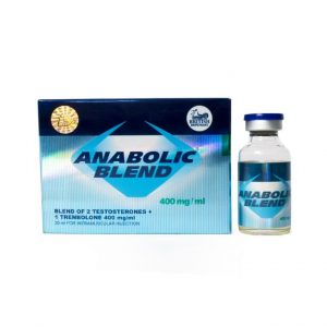 British Dispensary ANABOLIC BLEND 600 20 mL vial (600 mg/mL)