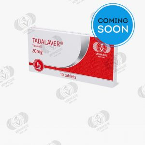 VERMODJE TADALAVER 20 mg 10 tablets
