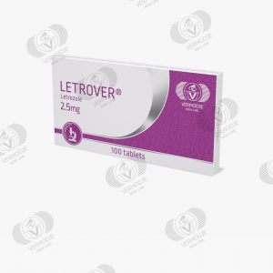 VERMODJE LETROVER 100 tabs (2.5 mg/tab)