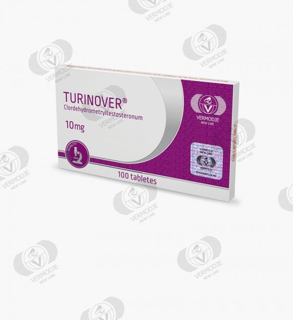 VERMODJE TURINOVER 10 mg 100 tablets